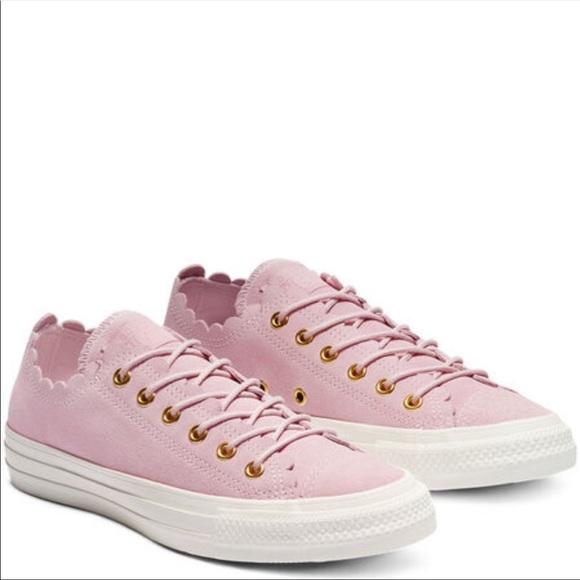 Ctas Ox Frilly Thrills Sneakers | Poshmark